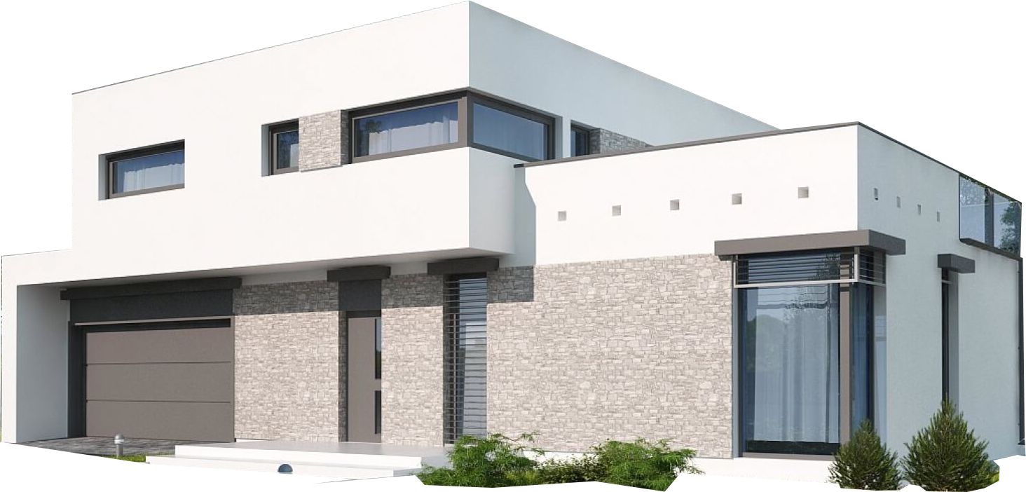 Moderne villa bouwen evilla for Ontwerp eigen huis