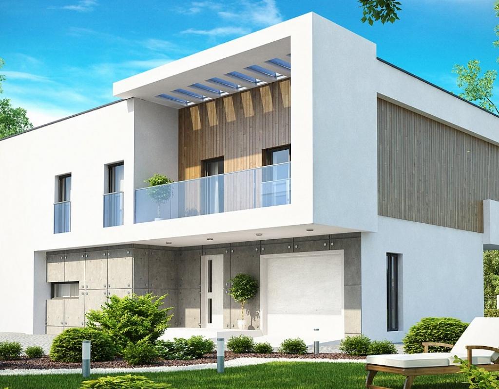Moderne evilla z500 zx39 evilla - Moderne uitbreiding huis ...