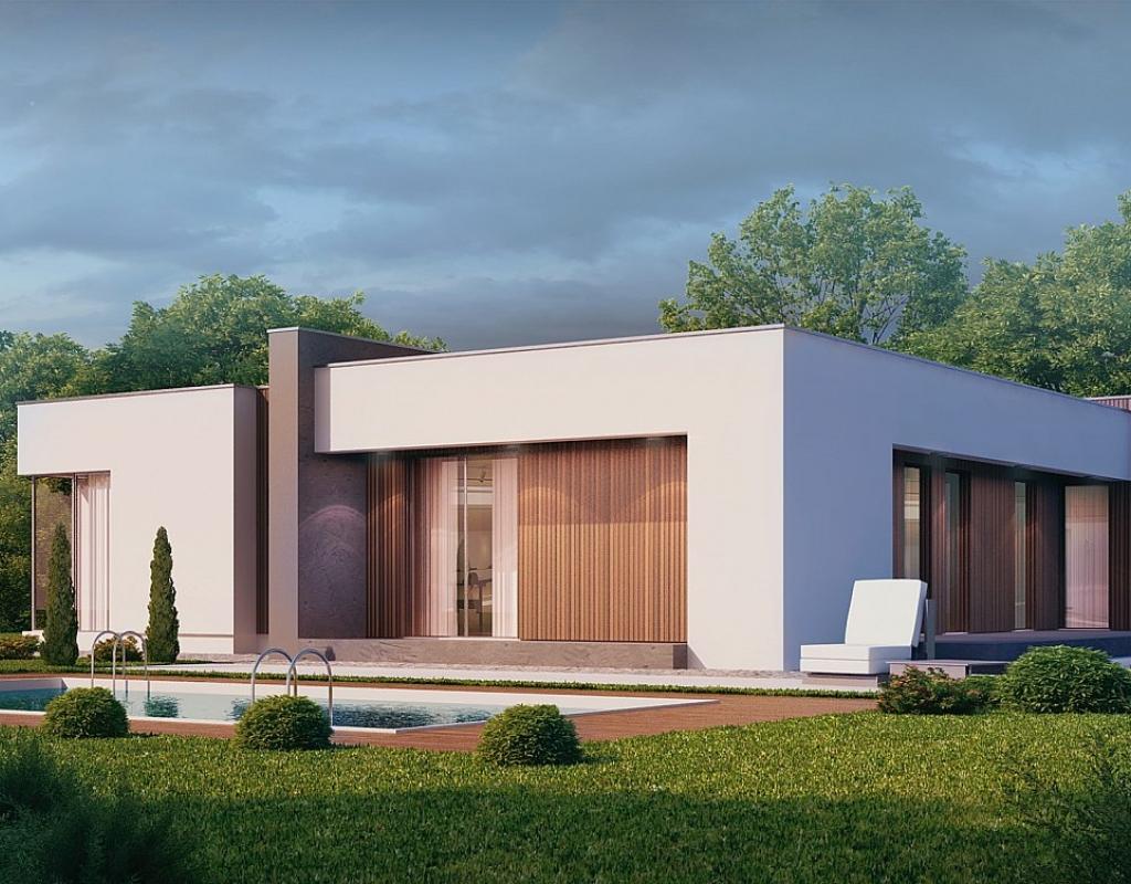 Moderne eVilla bungalow ZX49 - eVilla