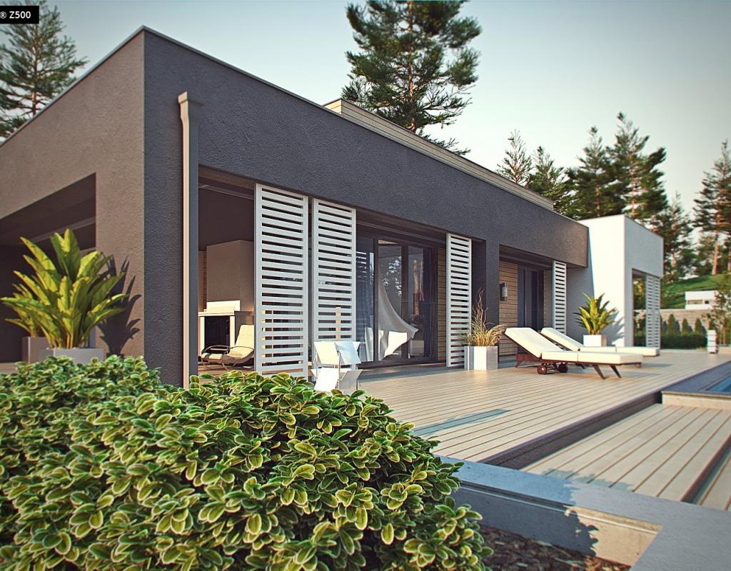 Evilla moderne bungalow zx65 evilla - Moderne verdieping ...
