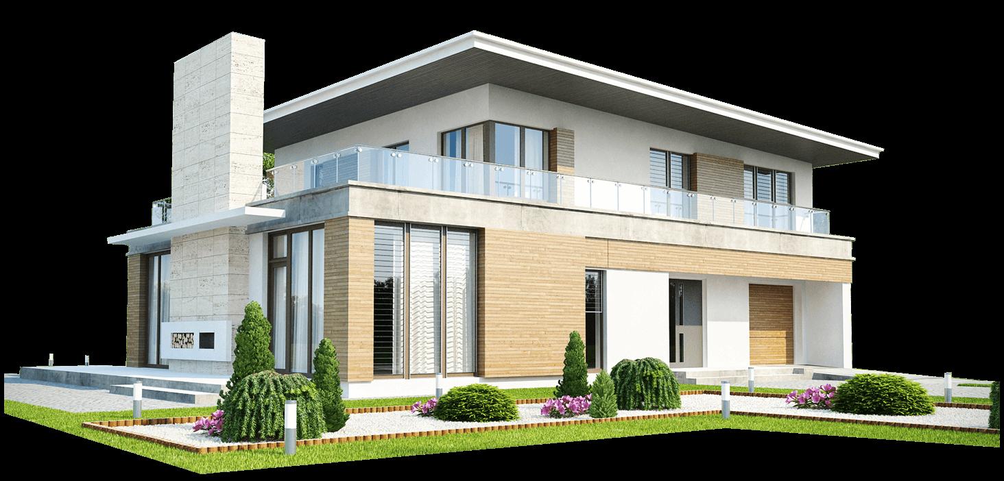 Z500 ontwerp inspiratie evilla for Hoeveel kost een woning bouwen